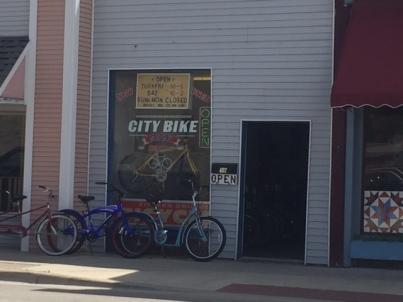 City Bike has Daily Rentals