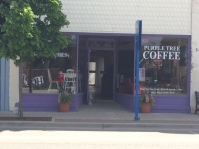 Purple Tree Coffee/Books